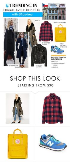 """Trending in My Town: Frou-frou"" by polyvore-editorial ❤ liked on Polyvore featuring ASOS, Uniqlo, Fjällräven, New Balance, Christopher Kane and trendinginmytown"