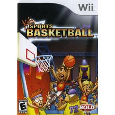 Kidz Sports Basketball  Nintendo Wii *** Want to know more, click on the image. Note:It is Affiliate Link to Amazon.