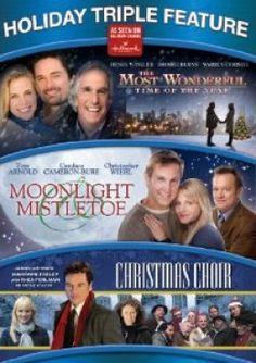 Triple feature.......Christmas movie