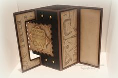 Tool Shed for Father's Day by insanestamper2010 - Cards and Paper Crafts at Splitcoaststampers