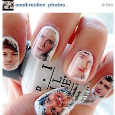 One direction nails -- EPIC! [Click image to view more]  - popculturez.com