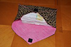 Diaper Wipe Holder by It's Sew Stinkin' Cute, via Flickr