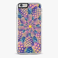 PINEAPPLE SPIRAL IPHONE 6/6S CASE – CRAFIC #iPhone #Case