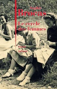 Le Bouquinovore: Le Cercle des femmes, Sophie Brocas