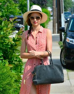 Pin for Later: 9 Ways to Refresh Your Summer Style, Courtesy of the Panama Hat The Side Braid