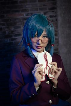 Naho Saenoki from Corpse Party-Cosplay