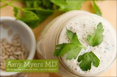 Paleo Ranch Dressing - Amy Myers MD