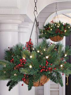 Amazing Outdoor Christmas Decoration Ideas (4)
