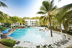 View deals for Peppers Beach Club and Spa - Palm Cove. Palm Cove Beach is minutes away. WiFi and parking are free, and this resort also features 3 outdoor pools. Beach Club, Beach Resorts, Hotels And Resorts, Lagoon Pool, Sun Holidays, Australia Travel, Queensland Australia, Family Resorts, Spa Offers