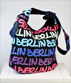 BERLIN - Original Robin Ruth Taschen online bestellen! Städtetaschen von Berlin, Dubai, Hamburg, New York, Wien und viele mehr!