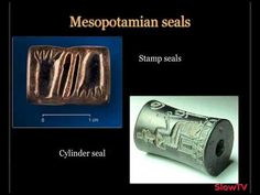Mesopotamia The Development of Written Language - YouTube