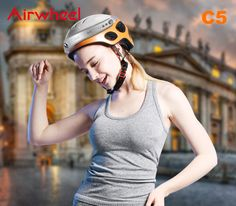 #Airwheel C5 gopro #helmet record your life