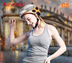 #Airwheel C5 gopro #helmet record your life