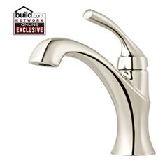 Bathroom Faucets DIY | Pfister GT42TR0 Iyla Single Hole Bathroom Faucet with Metal PopUp Assembly Polished Nickel *** To view further for this item, visit the image link. Note:It is Affiliate Link to Amazon. #stripes