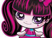 Monster High Minis: Draculaura | Juegos Monster High - jugar online