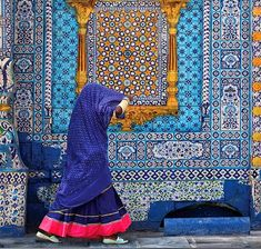 An image from the poster of 'Pakistan Through a Lens' featuring the the tomb of Sufi poet Sachal Sarmast in Sindh.