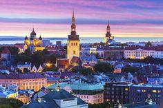 Tallinn, #Estonia. (Explore short-term work adventures with Estonian #startups at https://jobbatical.com/explore/Estonia)