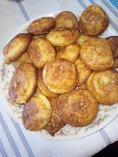 Bread Appetizers, Jam Tarts, Sweets Cake, Greek Recipes, Dessert Recipes, Desserts, Cake Cookies, Nutella, Food To Make