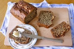 persimmon and walnut spice bread