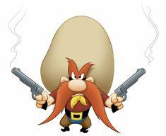 Las 46 Mejores Imágenes De Sam Looney Tunes Yosemite Sam