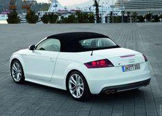 Audi TT (2011) S Roadster