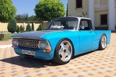Советские автомобили с шикарным тюнингом…   Я в шоке