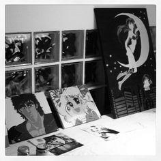 Paintings by So Farlo Io