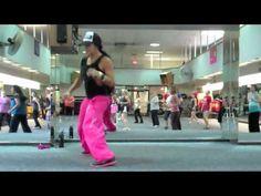 Zumba - Prrrum (LOVEE her dance)