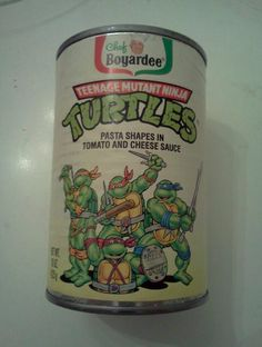 Teenage Mutant Ninja Turtles Chef Boyardee