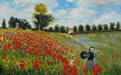 Το καλοκαίρι από την ψυχή διάσημων καλλιτεχνών στο ζωγραφικό καμβά | Εικαστικά | click@Life