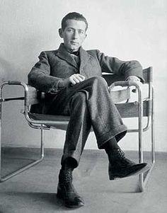 Marcel Breuer.                                                                                                                                                      Mais