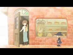 How a blind girl sees the world. (Animation)