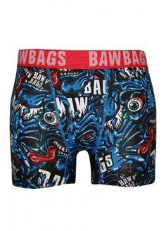 Bawbags Heid Boxers