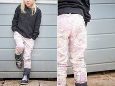 Chino for Kids - sewing - diy - Kidsfashion - german