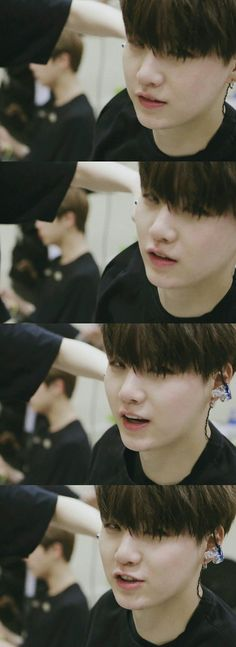 Thanks for making me smile in my hardest times #Suga #MinYoongi #AgustD