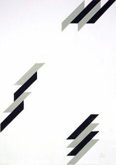 Flyer Goodness: Grandiose Geometrics from Anton Stankowski
