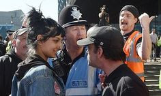 The picture of Saffiyah Khan standing up to an EDL protester in Birmingham is not just joyful – it is an uplifting reminder that one person can make a difference