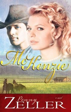 Free Book - McKenzie, the first title in the Montana Skies Christian Historical Romance series by Penny Zeller, is free in the Kindle store and from Barnes & Noble and ChristianBook, courtesy of Christian publisher Whitaker House.