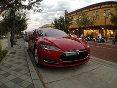 #Tesla Model S Roadster