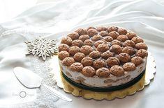 Torta+al+caffè+con+ricotta+e+amaretti+-+Facilissima+e+senza+cottura,+pronta+in+mezz'ora!