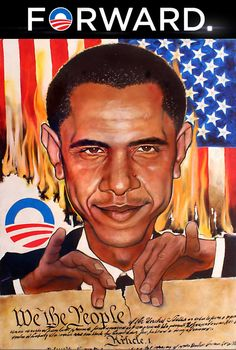 Barack Obama and his Hatred for the Constitution:  Obama has done nearly all any good Marxist, Socialist, or Communist could do. From his chief advisor Valerie Jarrett to his Communist mentor Frank Marshall Davis, to his Marxist leanings in college to his discipleship at the feet of Saul Alinsky, Barack Obama is a mixture of these ideologies. - Freedom Outpost