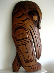 Raven Pendant by William Kuhnley, Nuu-chah-nulth (Ditidaht ...