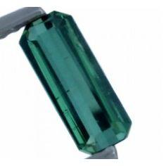 0.62 ct Natural bluish green Tourmaline loose gemstone