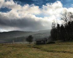 #nature #skyporn #jizerskehory #mountains #gebirge #oldrichov #buschullersdorf #czech #les #forest #wald