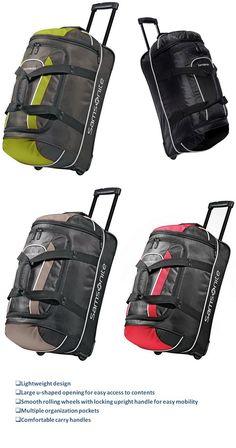 Grey E /& B Samsonite Travel Sentry Triple-Combination Locking Luggage Strap