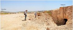 Bronze-Age Cemetery Discovered Near Bethlehem - Archaeology Magazine