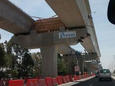 Avance del 96% del 2° Piso de la Autopista México-Puebla