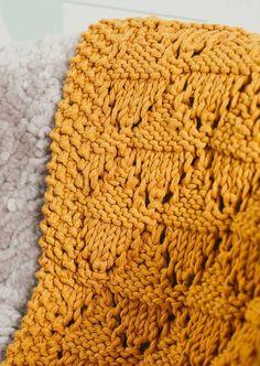 Vauvan peitto | Meillä kotona Crochet Hats, Blanket, Knitting, Knitting Hats, Tricot, Breien, Stricken, Weaving, Blankets