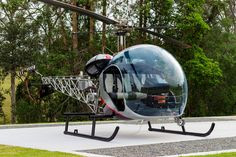 1966 Bell 47 3B1 for sale in (YCAB) Brisbane, QLD Australia => www.AirplaneMart.com/aircraft-for-sale/Helicopter/1966-Bell-47-3B1/14124/