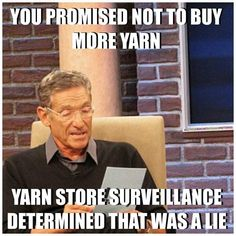 No pulling the wool over Maury's eyes!
